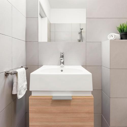 badeværelse inspiration håndvask
